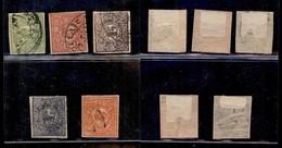 TIBET - 1912/1950 - Leone Araldico - 5 Valori Usati - Da Esaminare - Francobolli