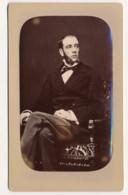 Photographie Ancienne CDV Circa 1870 Portrait De Henri LEFUEL 1846-1904 Photographe MULNIER Paris - Photographs