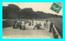 A785 / 463 78 - SAINT GERMAIN EN LAYE Rond Point De La Terrasse - St. Germain En Laye