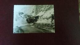 B10/le Chazelet ( Hautes Alpes)dégagement De La Route Après Une Avalanche - Other