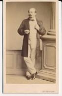 Photographie Ancienne XIXe C.1870 Portrait Du Colonel ZILLIVINE ? - Photos