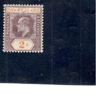 FIJI1903:Michel36 Mh* - Fiji (...-1970)