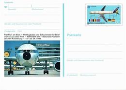 Germany - Ganzsache Postkarte Ungebraucht / Postcard Mint (T321) - [7] République Fédérale
