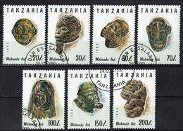 Tansania 1992 // Mi. 1437/1443 O - Tansania (1964-...)