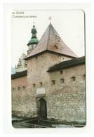 UKRAINE - Architecture - Hlynianska Tower, Lviv - Phonecard Telecard Chip Card 5040 Units - Oekraïne