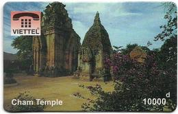 Vietnam - Viettel (Fake) - Cham Temple, 10,000V₫ - Vietnam