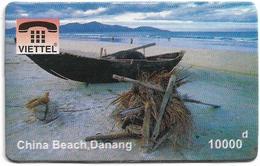 Vietnam - Viettel (Fake) - China Beach, Danang, 10,000V₫ - Vietnam