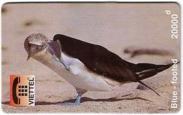Vietnam - Viettel (Fake) - Blue-Footed Bird #1, 20,000V₫ - Vietnam