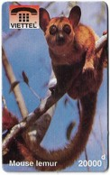 Vietnam - Viettel (Fake) - Mouse Lemur, 20,000V₫ - Vietnam
