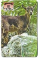 Vietnam - Viettel (Fake) - Wild Goat, 20,000V₫ - Vietnam