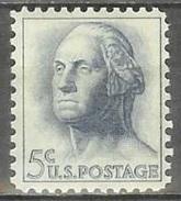 1962 5 Cents Washington Mint Never Hinged - United States