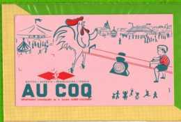 Buvard & Blotting Paper : AU COQ CIRQUE  Rose - Chaussures