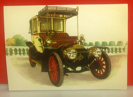Auto Cars Voitures - Fiat 12/16 HP 1908  CARTOLINA Non Viaggiata - Voitures De Tourisme