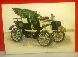 Auto Cars Voitures - Fiat 8 HP 1901  CARTOLINA Non Viaggiata - Voitures De Tourisme