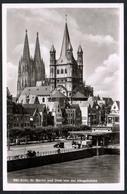 C6869 - Köln Cöln - Dom - Kirche - Feldpost 2. WK WW - Nachgebühr ?? Geprüft ?? - Hoursch & Bechstedt - Iglesias Y Catedrales