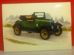 Auto Cars Voitures -MORRIS 1924  CARTOLINA Non Viaggiata - Voitures De Tourisme