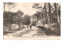 Saint-Brévin-L'Océan-Avenue Centrale Près La Gare--(D.2310) - Saint-Brevin-l'Océan