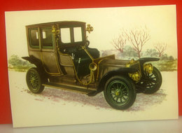 Auto Cars Voitures - PANHARD & LEVASSOR 1912 CARTOLINA Non Viaggiata - Voitures De Tourisme