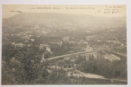 Cpa Collonges Rhone Vue Générale Pres Du Vernay - TOR32 - France