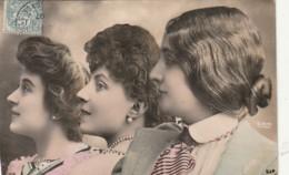 ***  Portrait De Trois Femmes TTB - Mujeres