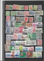 Iceland Used Collection (7 Scans) - Timbres