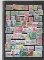 Iceland Used Collection (7 Scans) - Briefmarken