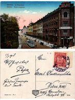 CPA AK KRAKOW Ul. Basztowa POLAND (288609) - Polonia
