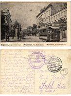 CPA AK WARSZAWA Ulica Krolewsks POLAND WARSAW (289656) - Poland
