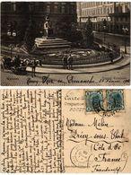 CPA AK WARSZAWA Pomnik Kopernika POLAND WARSAW (289703) - Poland