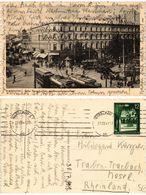 CPA AK WARSZAWA Ecke Marschallstr. U. Jerusalemevallee POLAND WARSAW (289795) - Poland
