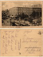 CPA AK WARSZAWA Ecke Marschallstr. U. Bahnhofstr POLAND WARSAW (289820) - Pologne