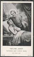 Josephus Joannes Van Geys-westerloo 1932 - Images Religieuses