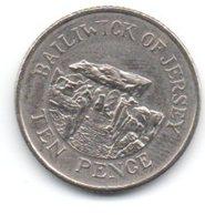 Jersey 50 Pence 1998 - Jersey