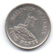 Jersey 20 Pence 2002 - Jersey