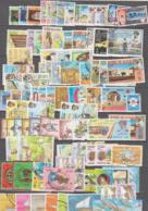 OMAN  - MODERN SELECTION OF PART SETS AND ODD VALUES  FINE USED , SG CAT £257,  HENCE THE LOW ESTIMATE - Oman