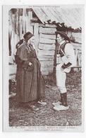 (RECTO / VERSO)  - PLOERDUT - COSTUMES - FORMAT CPA NON VOYAGEE - Autres Communes