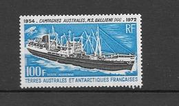 1972 MNH TAAF - Unused Stamps
