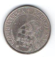Portogallo 25 Escudos 1984 10° Democracia - Portogallo