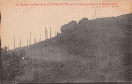 88-ENTRE CELLES SUR PLAINE ET BADONVILLER-N°1203-B/0389 - France