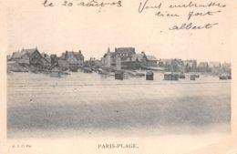 62-LE TOUQUET PARIS PLAGE-N°1203-C/0343 - Le Touquet