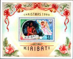 6487B) Kiribati SGMS 430 1993 Natale-MNH** - Kiribati (1979-...)