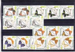 Suriname - Papillons