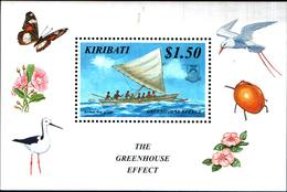 6488B) KIRIBATI THE GREENHOUSE EFFECT-BF 30-MNH** - Kiribati (1979-...)