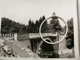 Photo Original 1951 , Coques-Herbeumont Pont S / La Semois - Herbeumont