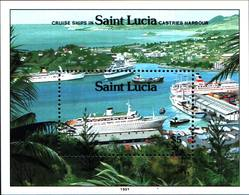 6489B) SANTA LUCIA CRUISE SHIPS-BF 56-MNH** - Kiribati (1979-...)