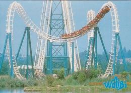 ROQUEFORT (47) - Parc Walibi - Boomerang - Ecodeux E 0458-B - Sans Date - Altri Comuni