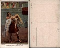T. KORPAL PAINTING POSTCARD - Malerei & Gemälde