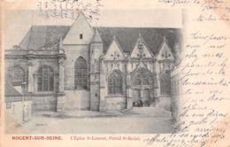 10-NOGENT SUR SEINE-N°1205-H/0351 - Nogent-sur-Seine