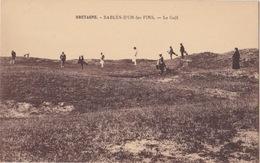 SABLES-D'OR-LES-PINS (22) - Le Golf  - Binet B - Sans Date - Frankreich