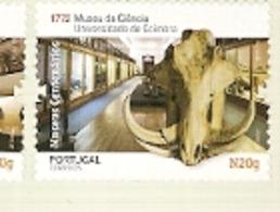 Portugal ** & Centennial Museums, Museum Of Science Of The University Of Coimbra 1772-2019 (6834) - 1910-... République